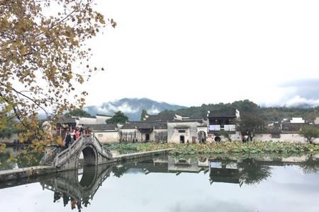黄山-宏村纯玩2日游(高铁站接、中午发团、含车导服务、首次到黄山推荐旅游线路)