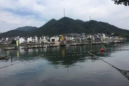 新安江山水画廊旅游团-新安江山水画廊半日游(含游船、捕鱼表演、免费送高铁站)