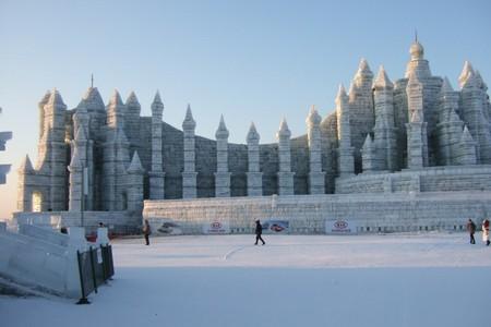 雪乡冬天玩雪好去处重庆到雪乡哈尔滨双飞6日游