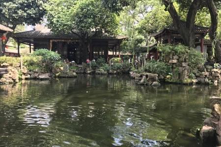 惠州出发到 佛山 顺德逢简水乡、华侨城欢乐海岸plus 一天