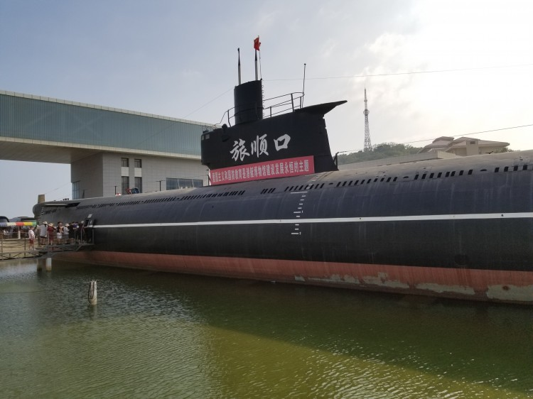 潜艇博物馆图片