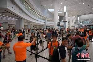 香港旅游业力争尽快推高铁团 预计黄金周后出发