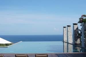 深圳到巴厘岛乌布王宫 海神庙 库塔海滩5天纯玩之旅
