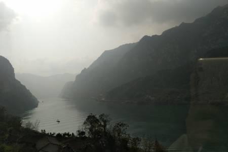 暑假游三峡重庆到宜昌三峡单程4日游无购物黄金系列游轮