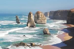 北京到澳大利亚一地11天、澳大利亚凯恩斯墨尔本绝代双礁跟团游