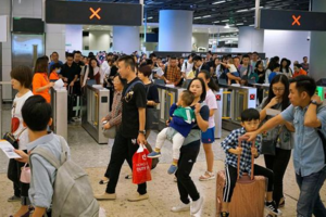 香港复活节高铁团爆满 潮汕、桂林成热门目的地
