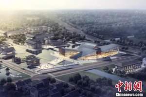 中国戏曲百戏博物馆在江苏昆山奠基