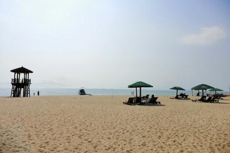 【明星爆款】广州出发惠州双月湾/海滨温泉2日游