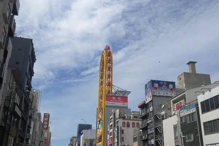天津出发日本大阪6日自由行·【单机票| 天津直飞】天津航空/国航/奥凯航空任选