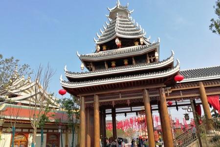 武汉出发到北京常规双卧六日游