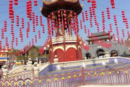 武汉到长沙方特欢乐世界 梦幻王国高铁两日游