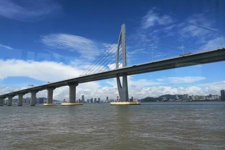 惠州出发到 港珠澳大桥航线 莲花山 穿越港珠澳大桥 纯玩一天游