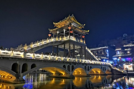 红色线路|张家界国家森林公园·宝峰湖·苗寨·凤凰古城·高铁四天