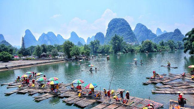 去桂林玩,怎么安排玩得好?玩几天好?路线怎么规划?