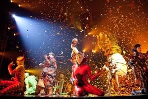 疫情致多场演出取消,太阳马戏团宣布裁员95%