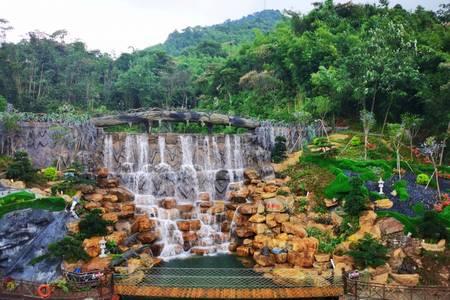 惠州出发到 清远古龙峡一天 古龙峡大瀑布 网红河谷 云天波霸 倾国清城