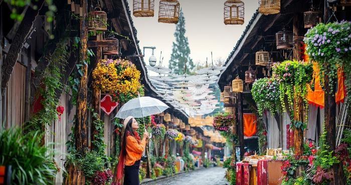 四川成都哪里好玩的地方,市区好玩的地方景点推荐