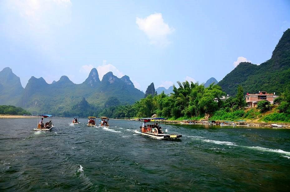 去桂林旅游5天要多少钱,桂林5天4晚旅游攻略