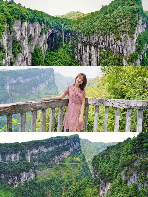 重庆仙女山里面有哪些景点,武隆仙女山二日游攻略